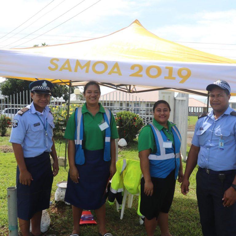 Home - Samoa Police Service